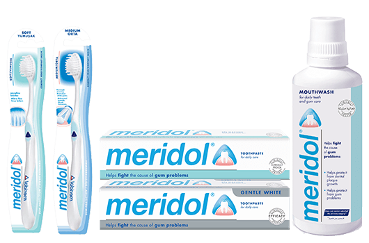 Meridol Products South Africa